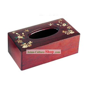 Chinese Classic Palace Paper Issue Box