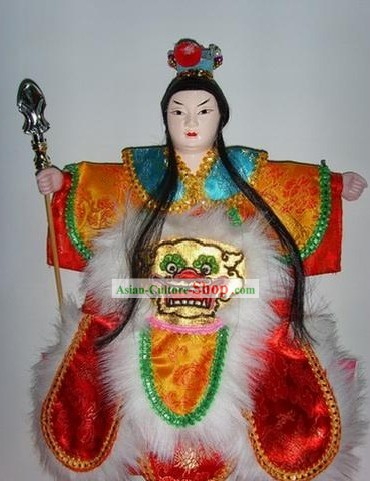 Chinese Classic Hand Puppet-Lv Bu of Three Kingdoms