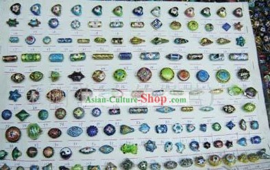 Chinese Classic Classic Cloisonne Beads Wholesale