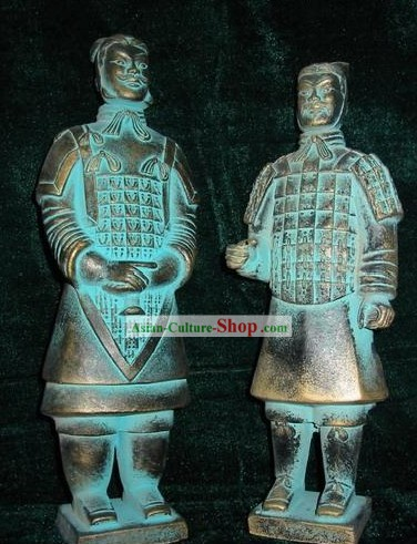 Chinese Terra Cotta Warrior Reproduction Statue