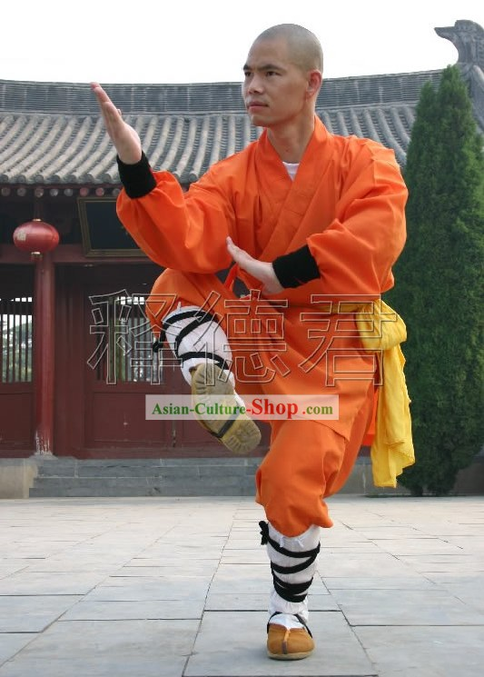 Chinese Shaolin Martial Arts Uniform/Shaolin Suits/Shaolin Uniforms