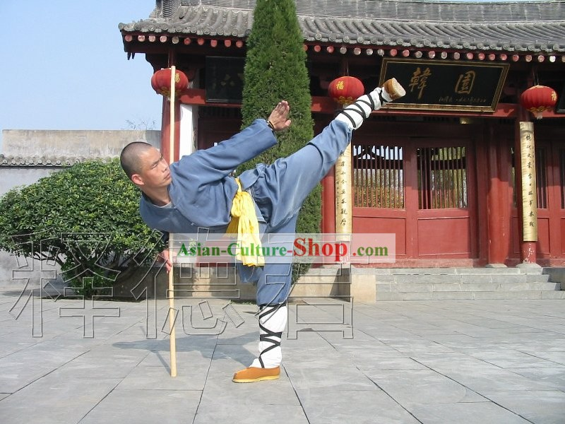 China Shaolin Suits/Shaolin Monk Clothing