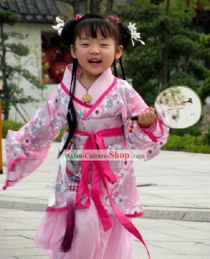 Anicnet China Children Wedding Dress for Girls