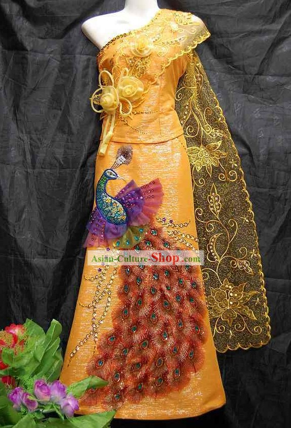 Thailand National Costume for Women