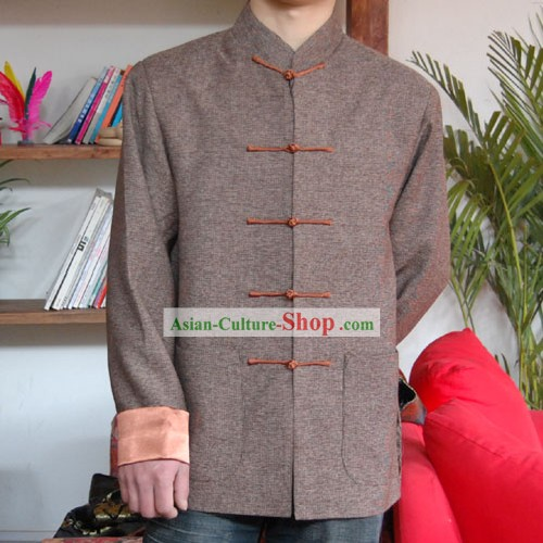 Chinese Traditional Men Dress