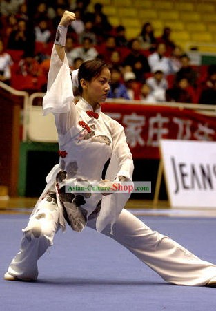 Chinese Professional Tai Chi Suit for Women