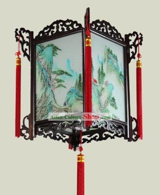 Traditional Chinese Ceiling Lantern