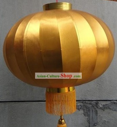Traditional Chinese Golden  Lantern