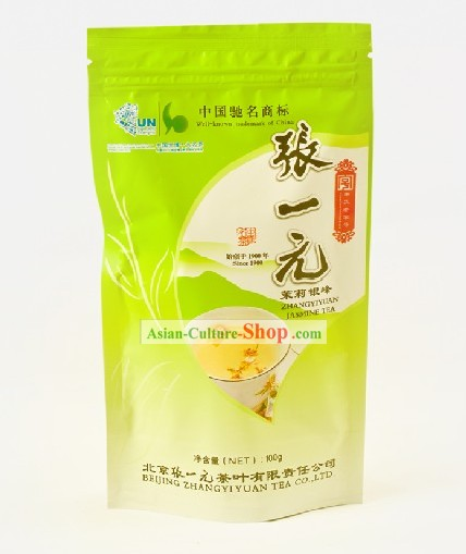 Chinese Zhang Yiyuan Yin Feng Jasmine Tea in Gift Package