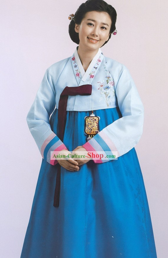 Traditional Korean Clothing for Women