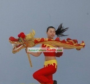 Hands Play Dragon Dance Prop