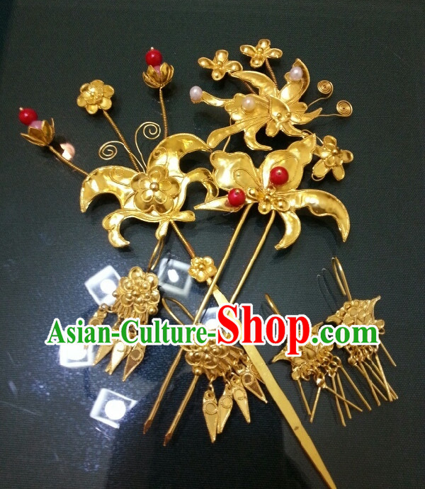 Ancient Chinese Imperial Palace Royal Empress Hairpins