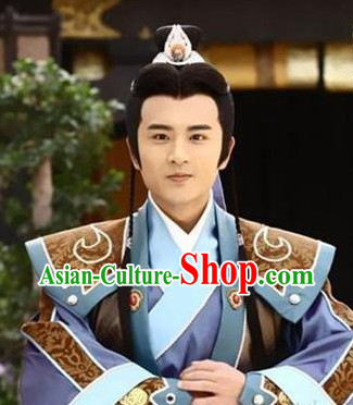 The Legend and The Hero Chinese Prince and Coronet Complete Set