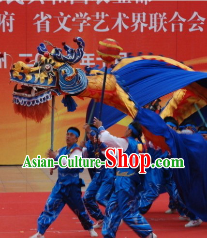 Chinese Dragon Dancer Outfit for Men