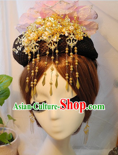 Handmade Traditional Chinese Hair Accessories Wedding Accessories