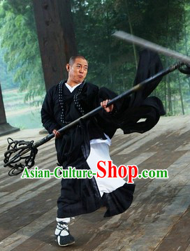 Bai She Legend Chinese Monk Robe for Men