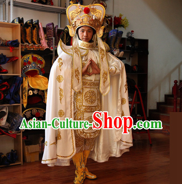 Bian Lian Mask Change Costumes Complete Set for Men