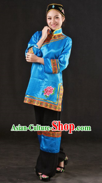 Yao Ethnic Group Festival Clothing