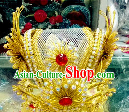 Traditional Handmade Imperial Prince's Coronet
