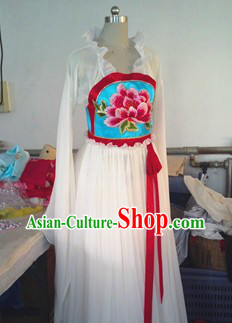 Ancient Chinese Tang Dynasty Lady Costumes
