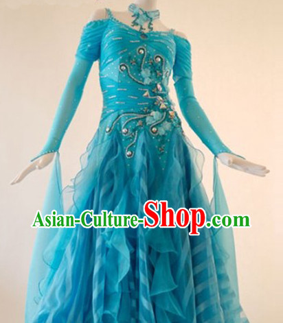 Supreme High Quality Ballroom Dancing Suit for Women