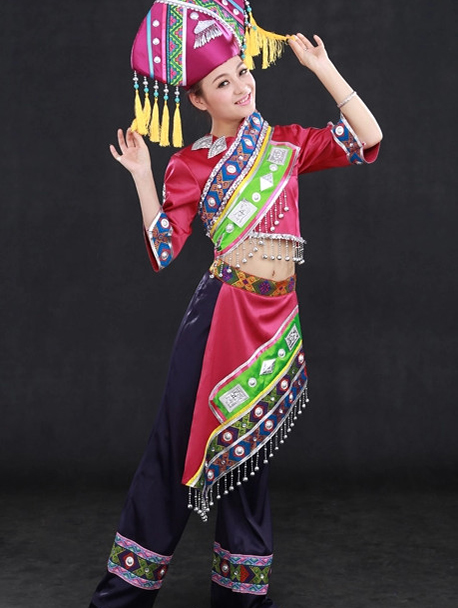 Chinese Nationality Costumes