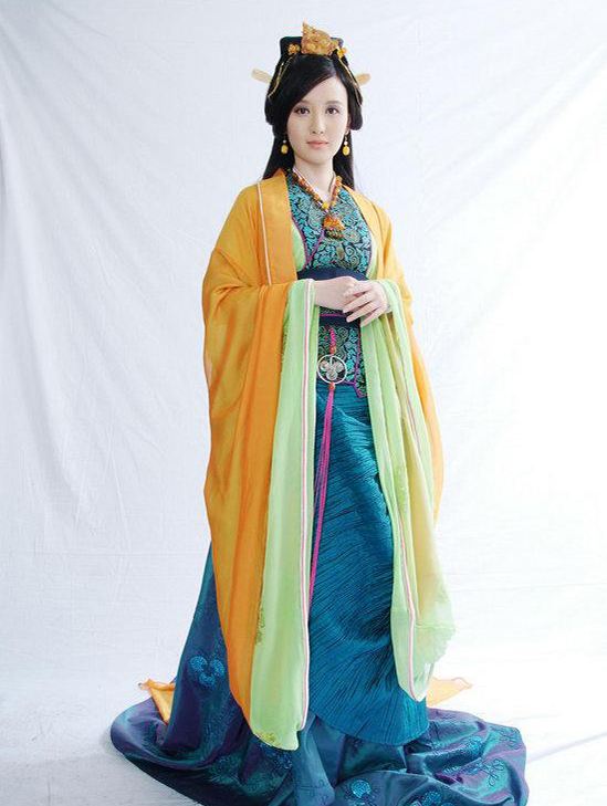 Clothes of Qin Dynasty