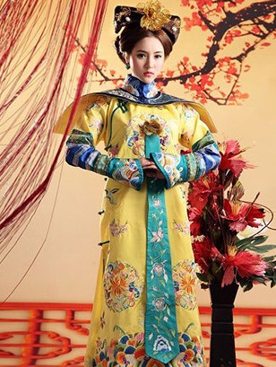 Clothes of Qing Dynasty