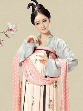 Clothes of Tang Dynasty