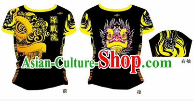 Chinese Dragon and Lion Dancer Suit