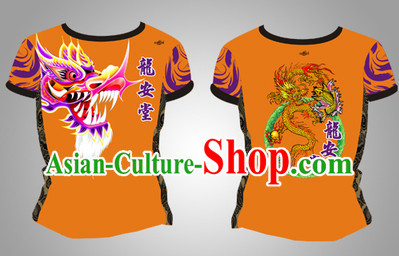Chinese New Year Singpore Dragon and Lion Dancer Outfit