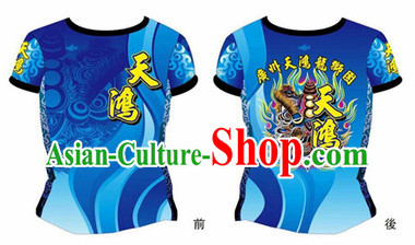 Chinese Dragon and Lion Dancers Suit