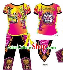 Top Chinese Dragon Dancers Outfits