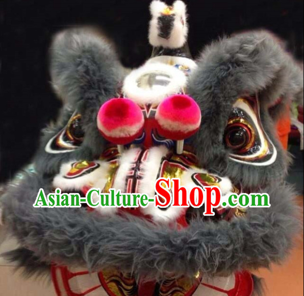 Chinese Lion Dance Equipment Complete Set