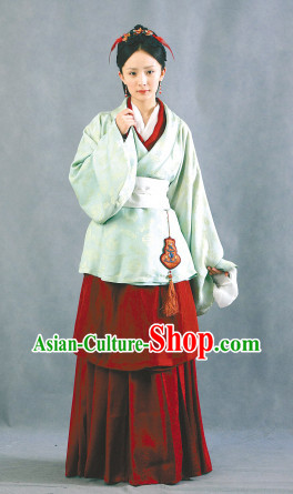 Dream of Red Chamber Film Costume