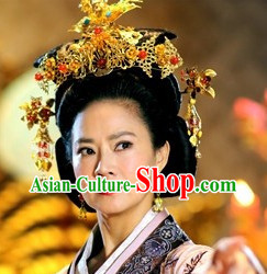 China Wedding Ceremony Queen Hair Accessories