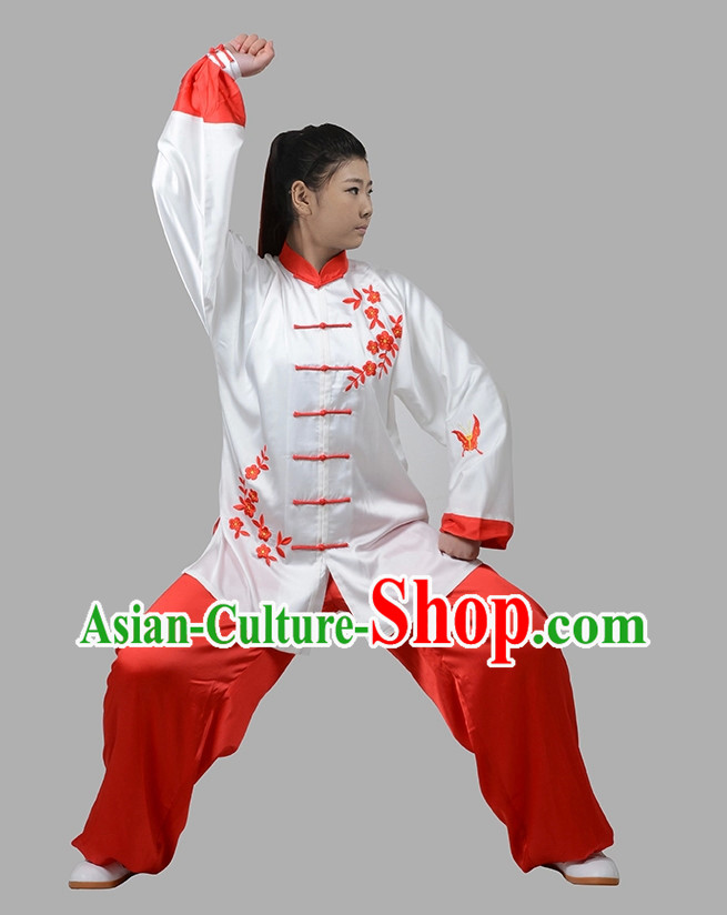 Long Sleeves Kung Fu Wooden Dummy Training Suit