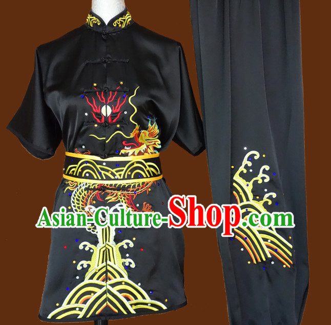 Tradtiional Martial Arts Shaolin Monk Training Suit