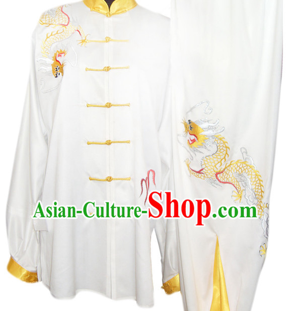 Tradtiional Martial Arts Shaolin Monk Training Suits
