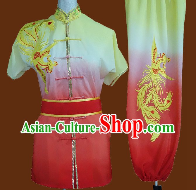 Tradtiional Martial Arts Shaolin Monks Training Suits