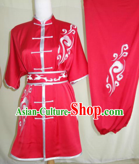 Tradtiional Martial Arts Shaolin Monks Training Suit