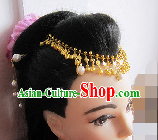 Top Handmade Hair Accessories Headpieces Hair Combs Jewellery Complete Set