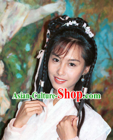 Top Handmade Hair Accessories Headpieces Hair Combs Jewellery and Wig Complete Set
