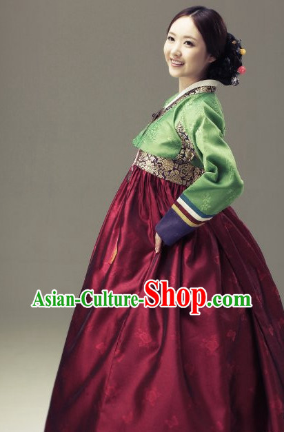 Asian Clothes Designs | Korean Traditional Hanbok Clothing Dress Online Ladies Clothes