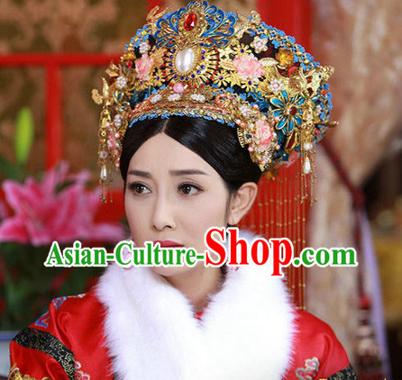 9a3c800dd7f China Ancient Empress Handmade Imperial Royal Hat