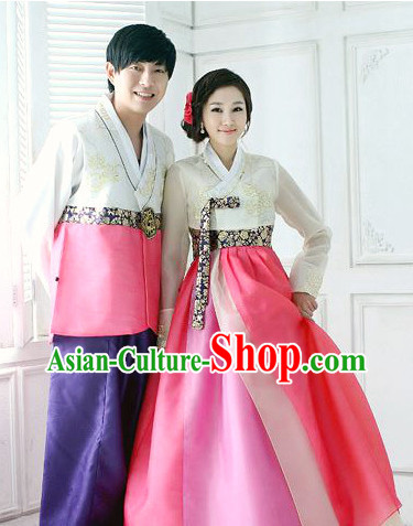 Korean Traditional Hanbok Formal Dresses Special Occasion Dresses
