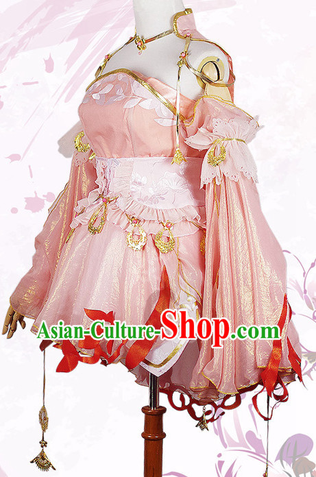 Plus size asian costumes