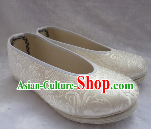 Chinese Traditional Fabric Performance Shoes
