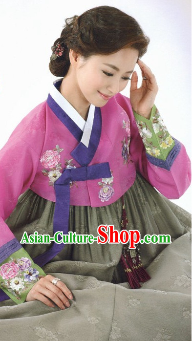 5170736ff27 Korean Hanbok Plus Size Clothing Fashion Clothes Korean Traditional Clothing