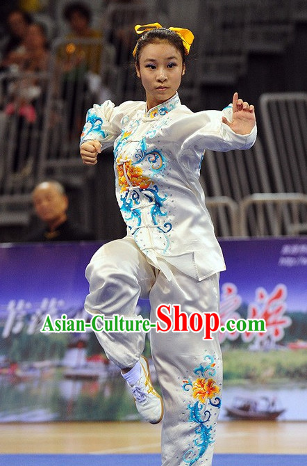 Top Tai Chi Qi Gong Yoga Clothing Yoga Wear Yoga Pants Yang Tai Chi Quan Kung Fu Uniforms for Women